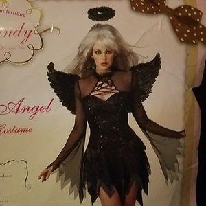 🎃 Fallen Angel Halloween costume like new